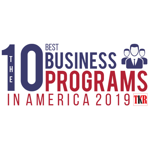 Top 10 Best Business Programs in America 2019