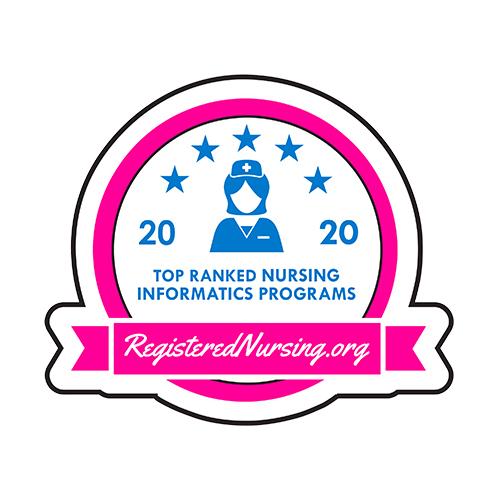 Ranked Nursing Informatics Program