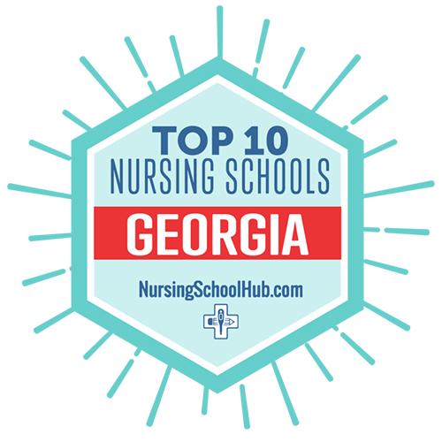 Top 10 Nursing Schools in Georgia