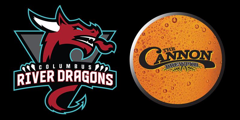 Columbus River Dragons Logo