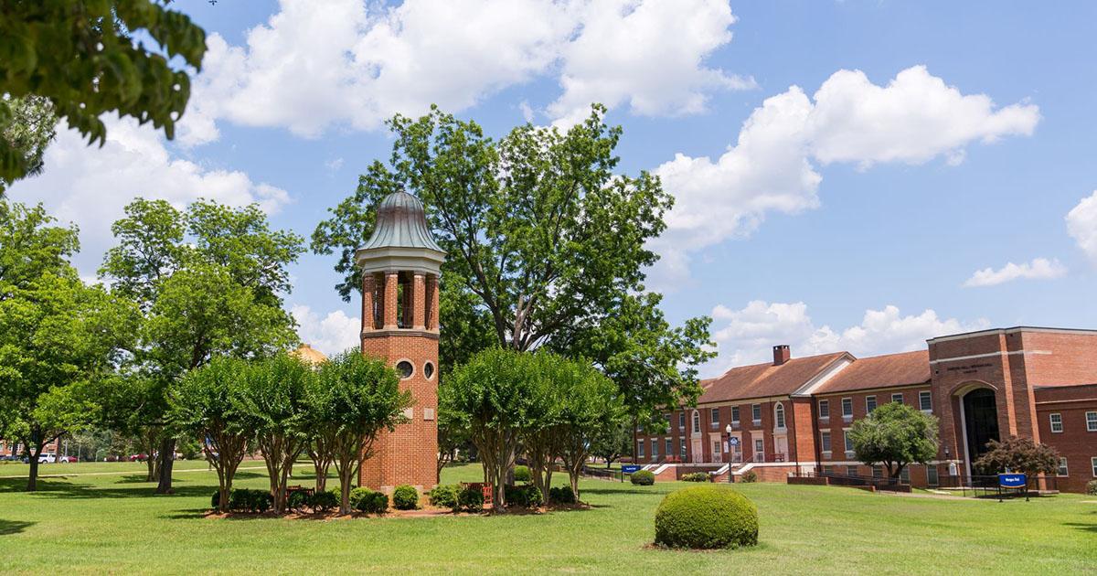 GSW's campus