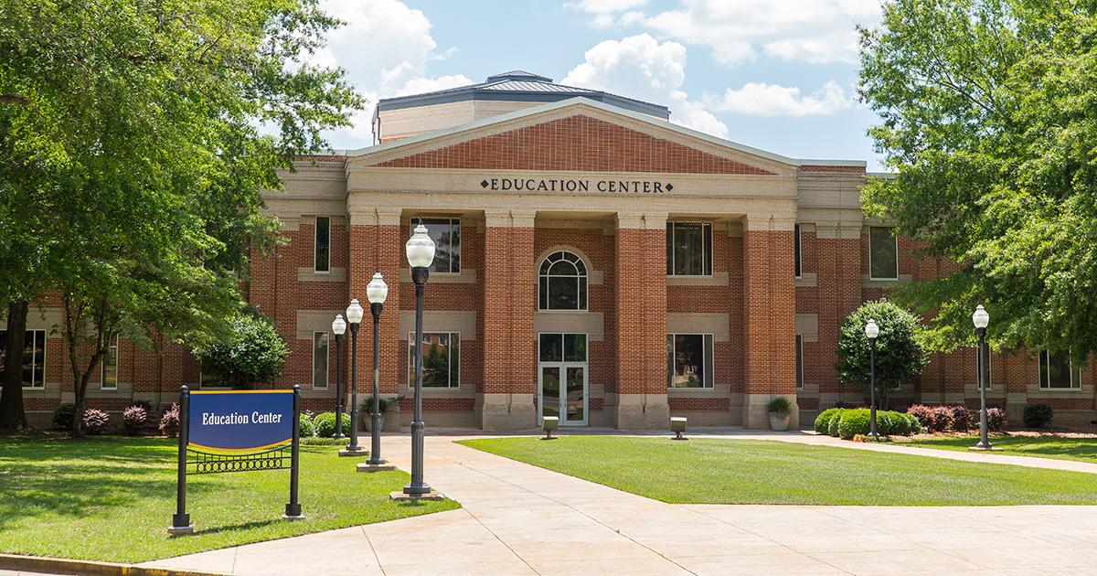 Education Center exterior