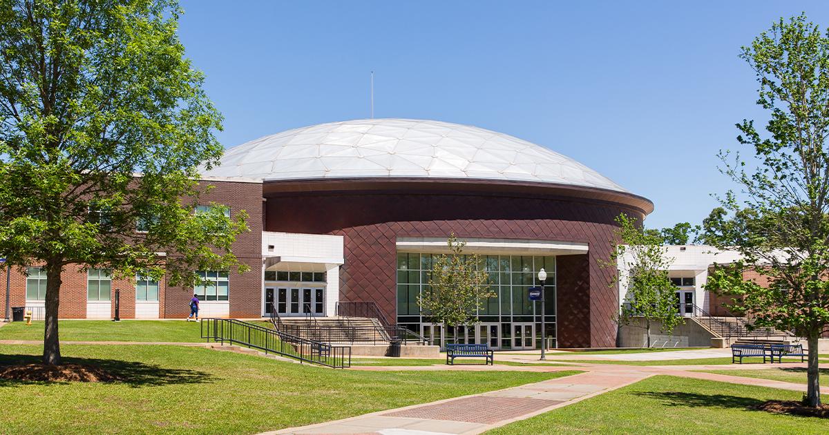 Storm Dome exterior