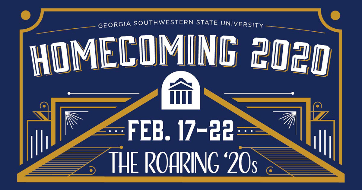 Homecoming 2020 graphic