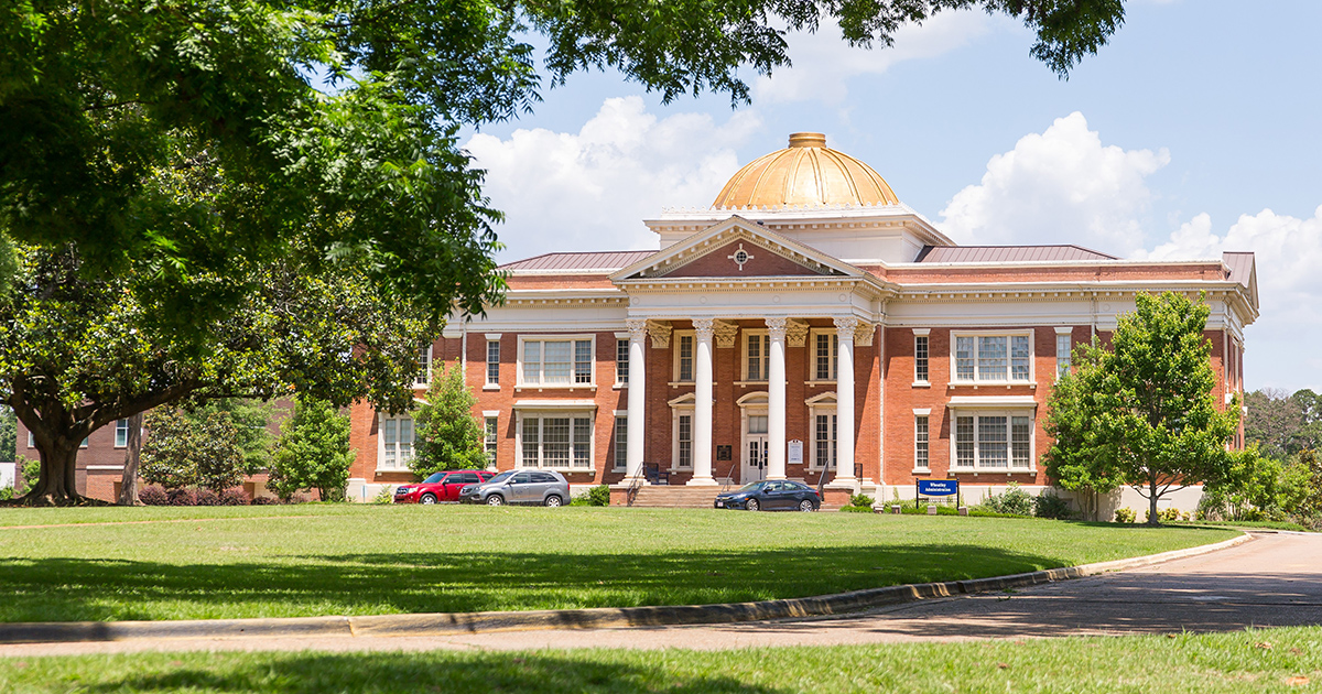 Wheatley Administration Building exterior